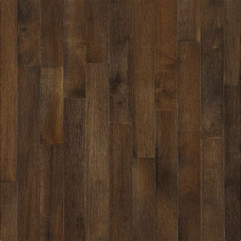 shop bruce 2 5 in w maple hardwood flooring at lowes com