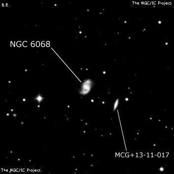 galaxie katalog ngc vysledek hledani