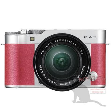 Fujifilm Xa3 X A3 Xa3 Promo fuji x a3 pictures and specs leaked updated photo rumors