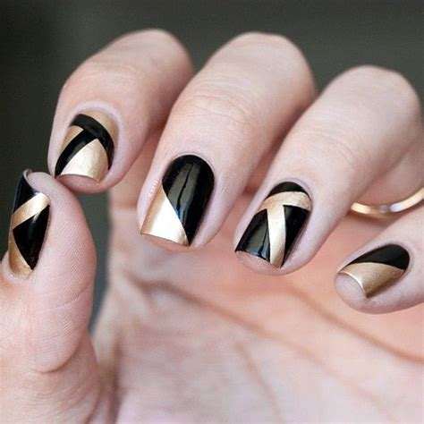 45 easy new years eve nails designs and ideas 2016 page best 25 new years nail art ideas on pinterest new years