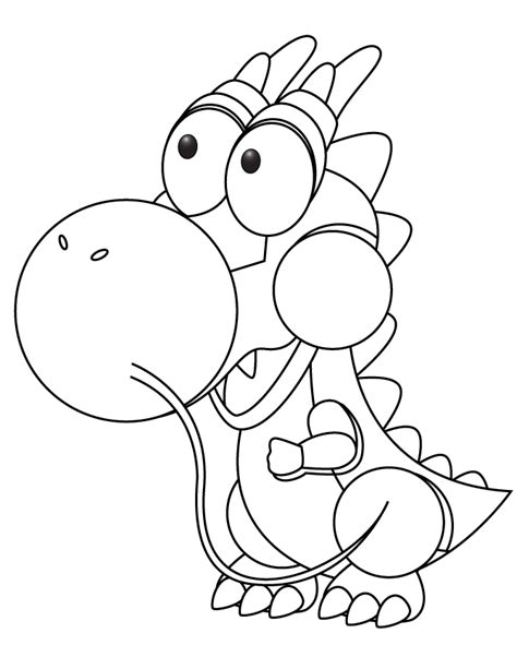 coloring pages of cute dragons baby dragon coloring pages coloring home