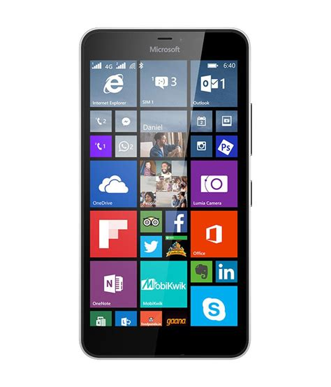 Microsoft Lumia Xl microsoft lumia 640 xl buy microsoft lumia 640 xl