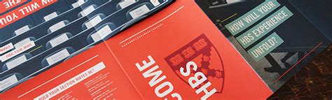 Mba At Harvard Admission by Admissions Package Design For Harvard Business School