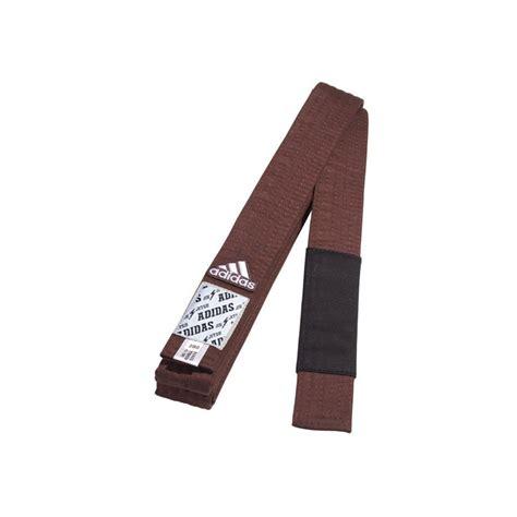 adidas jiu jitsu belt brown black