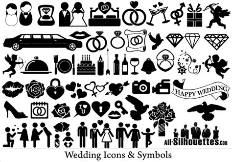 eps format wedding clip art free wedding icons and symbols vector art download free