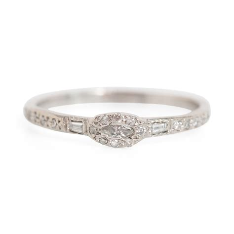 Ring Diamant by Karenina Marquise Ring Catbird