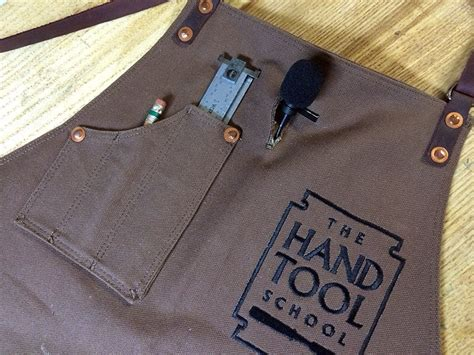 heritage woodworks shop apron review by the renaissance woodworker
