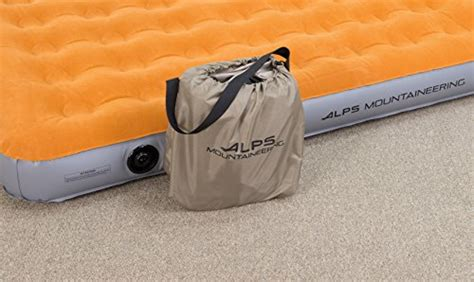 alps mountaineering rechargeable air bed alps mountaineering rechargeable air bed twin cing companion