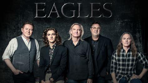 Eagles announce 2018 tour dates