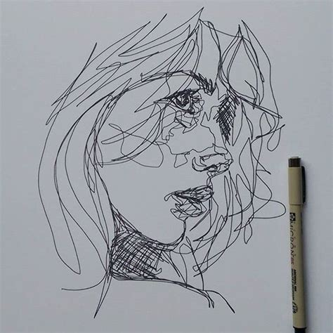 Drawing 7 Lines by Pin By Ozge Yalcin On Drawink Drawings