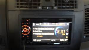 Cadillac Stereo 2005 Cadillac Cts Pioneer Avh P1400dvd Radio
