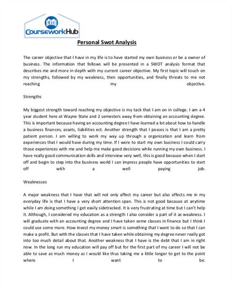 blank swot analysis template examples billybullock us