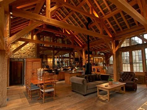 timber frame great room lighting 17 best images about barns on country estate