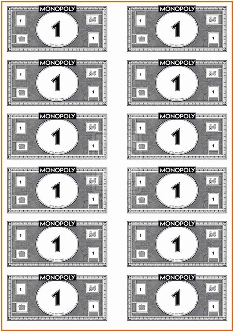 monopoly money templates 7 monopoly template word woeui templatesz234