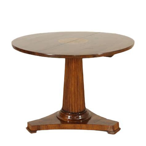 tavolo intarsiato tavolo tondo intarsiato tavoli antiquariato