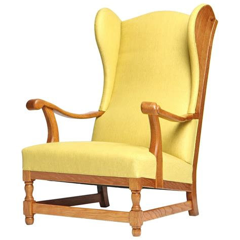 Wing Chair For Sale scandanivian wingback chair for sale at 1stdibs