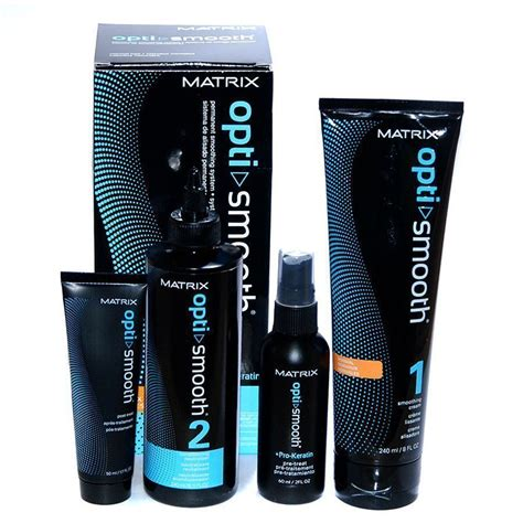 Harga Matrix Opti Smooth Pro Keratin matrix optismooth cabellos normales kit desrizante pro keratin