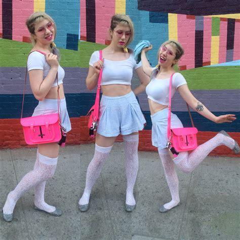 high school pantyhose kendalle aubra heart sunglasses american apparel pastel