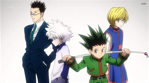 wallpaper android hunter x hunter hunter x hunter wallpapers high quality download free