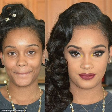 Lala Anthony Hairstyles by Make Up Artist And Hairstylist Anthony Cuts S Amazing