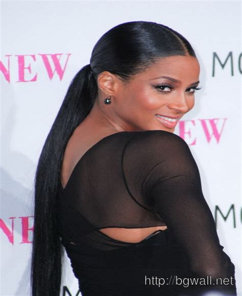 Black Hairstyle Ideas by Black Ponytail Hairstyle Ideas Background Wallpaper Hd