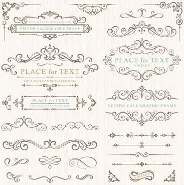 design frame cdr decorative frame vector free vector download 20 838 free