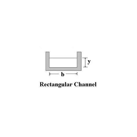 Solved Compute The Hydraulic Radius For A Trapezoidal Calculation Of Open Channel Flow Hydraulic Radius