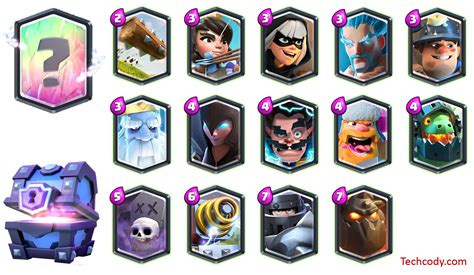 Clash Royale Legendary how to get a legendary card chest in clash royale