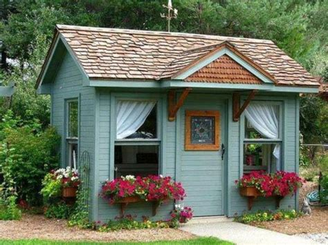 Garden Shed Windows Designs Small Garden Sheds Great Outdoor Storage Solutions And Beautiful Yard Decoraitons