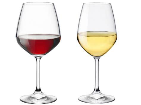 bicchieri di vino rosso bicchieri tipologie di bicchieri da vino alimentipedia