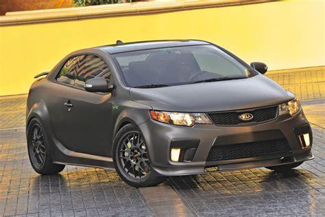 Kia Koup Sema Show Kia Forte Koup Type R Concept
