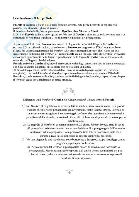 ultime lettere di jacopo ortis riassunto dettagliato letto ultime lettere di jacopo ortis riassunto ottimale
