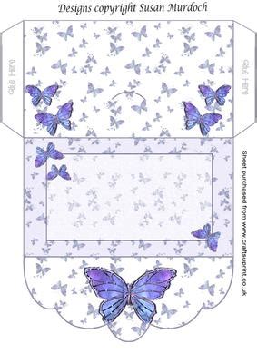 birthday card template and envelope gift envelope money wallet butterflies cup164766 489