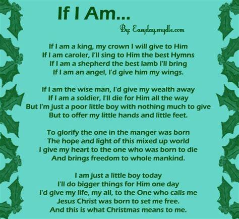 Christian easter poems for kids christian christmas poems for