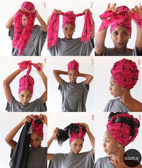 tutorial turbante com lenço turbante se lencos de cabe 231 a pinterest turbante
