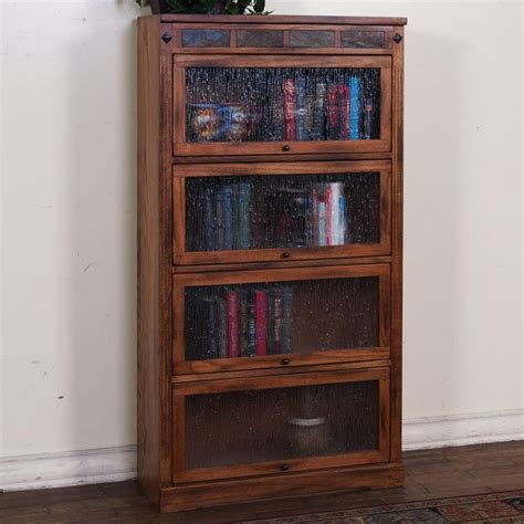 this lawyers bookcase would perfectly display your