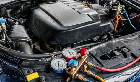 car air conditioning repair troubleshooting completely firestone automotive air conditioning system