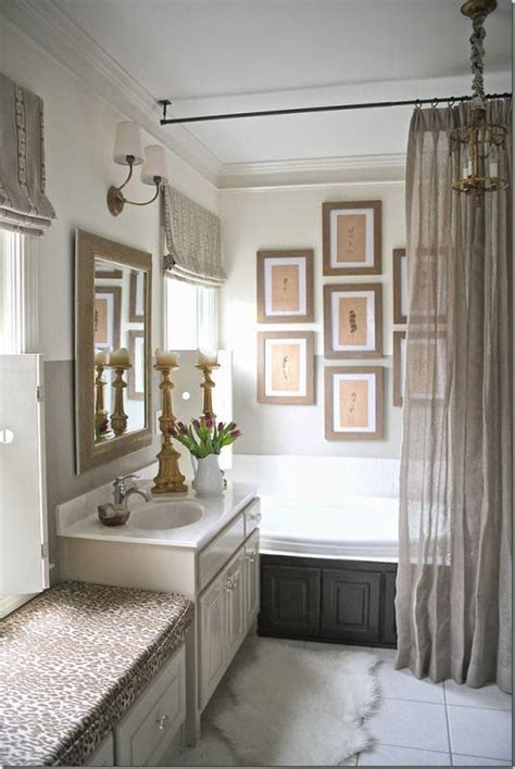 curtain pole attached to ceiling best 25 shower curtains ideas on pinterest tall shower