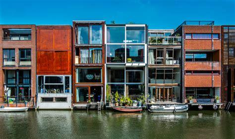 Contemporary Homes by Architektur In Amsterdam Backsteine Amp Grachtenh 228 User