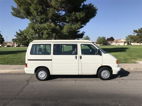 automotive air conditioning repair 1993 volkswagen eurovan auto manual no reserve 1993 vw eurovan poptop westfalia nice and clean ready to go