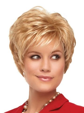 the cap cut hairstyle straight capless synthetic pixie cut wig short hairstyle