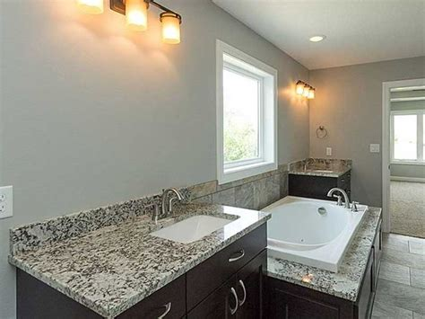 white ice granite bathroom 240 best images about house bathroom on pinterest gray