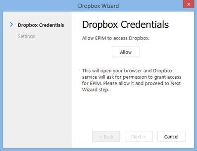 dropbox waiting to upload working with dropbox