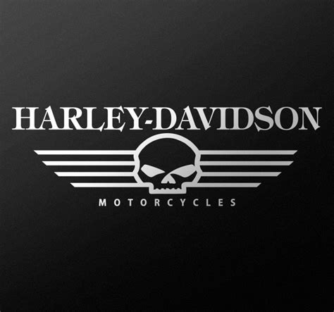 Harley Davidson Wall Stickers harley davidson motorcycle sticker tenstickers
