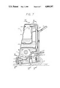 Rug Doctor Parts Diagram patent us4809397 rug and carpet cleaner patents