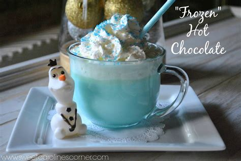 frozen in hot frozen hot chocolate recipe dishmaps