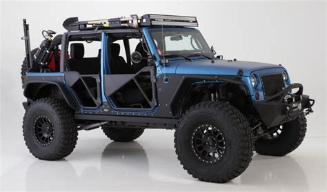 Jeep Comp Pro Comp Debuts New Rockwell Wheel