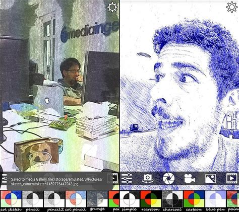 Awesome Sketch Filters On Sketch