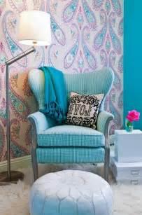agréable Belle Chambre Ado Fille #3: 4-chambre-ado-fille-design-bleu-details.jpg