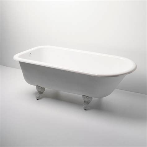 freestanding cast iron bathtub savoy freestanding oval cast iron bathtub traditional